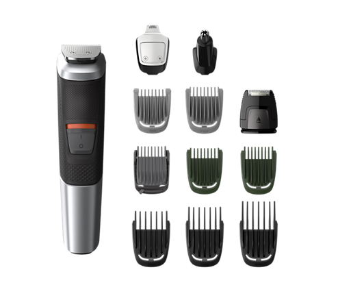 Philips MG5740/15 Multigroom series 5000 zastřihovač vousů, vlas